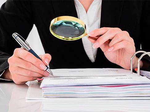 Проверка актов выполненных работ на соответствие проекту и фактическим работам