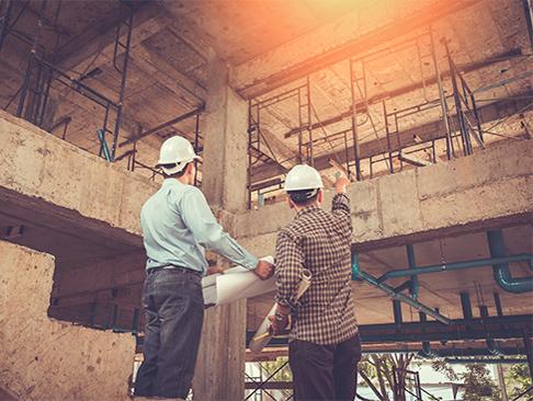 Обследоване зданий и сооружений на предмет реконструкции, перепланировки и дальнейшей эксплуатации